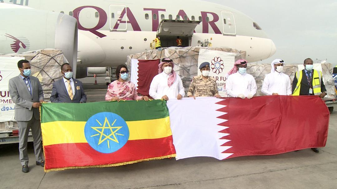 In implementation of HH the Amir Directives: Urgent Medical Aid Shipment Arrives in Ethiopia