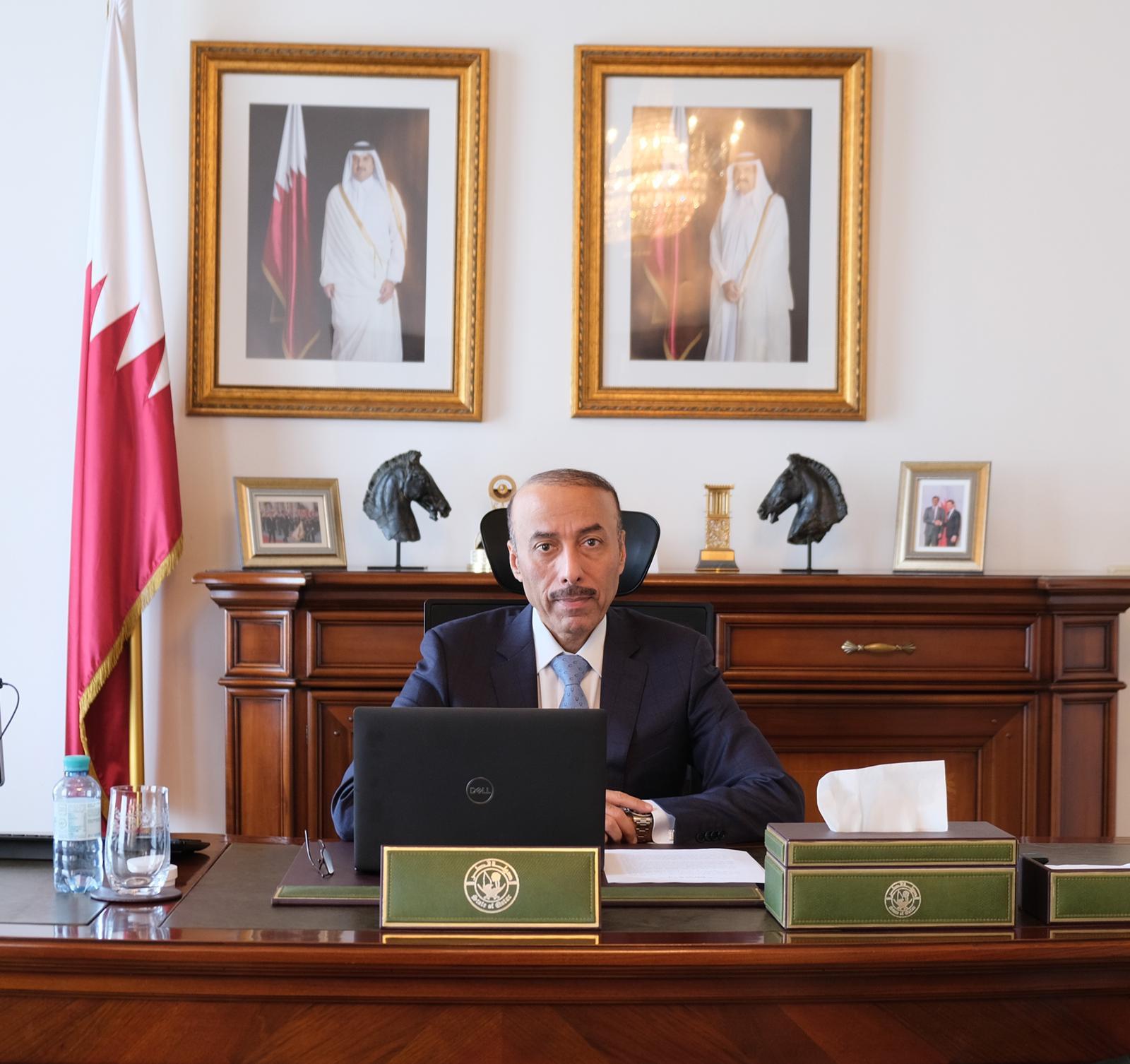 دولة قطر تدعو إلى تنفيذ معاهدة الحظر الشامل للتجارب النووية