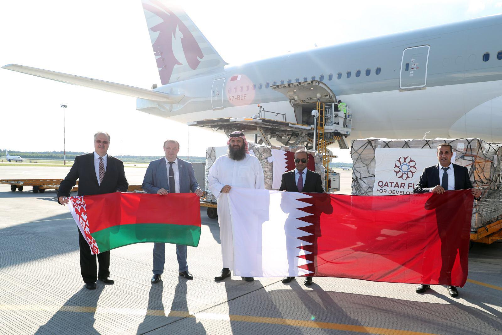 Urgent Medical Aid Shipment Arrives in Belarus
