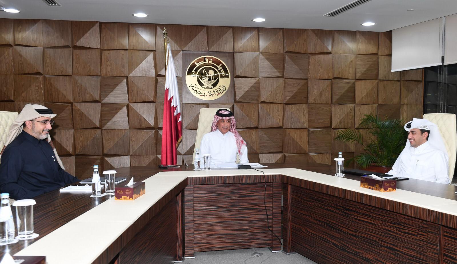 دولة قطر تشارك في المؤتمر الوزاري لدعم مخطط الحكم الذاتي تحت السيادة المغربية