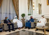 Deputy Prime Minister and Minister of Foreign Affairs Meets First Vice President of Transitional Sovereignty Council of Sudan