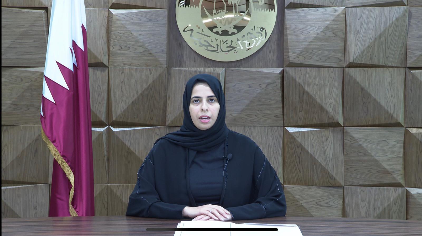 مساعد وزير الخارجية: قطر تساهم في الجهود الدولية للتصدي لجائحة كورونا