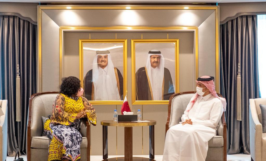 سمو الأمير يتلقى رسالة خطية من رئيس غانا
