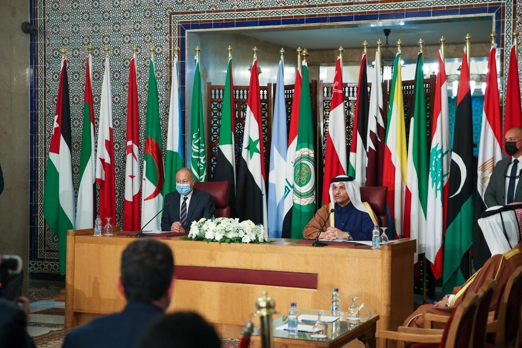 نائب رئيس مجلس الوزراء وزير الخارجية: هناك توافق على الكثير من الأمور في العمل العربي المشترك
