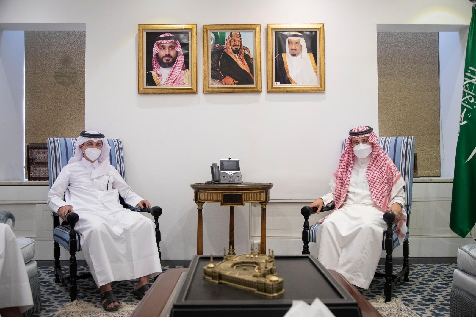رئيس مجلس الوزراء ووزير الداخلية يبعث رسالة خطية إلى وزير الداخلية السعودي