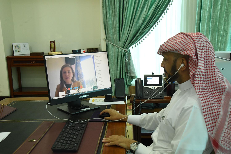وزارة الخارجية تنظم ورشة عمل حول تعزيز دعم إنشاء الآلية الوطنية لإعداد التقارير والمتابعة