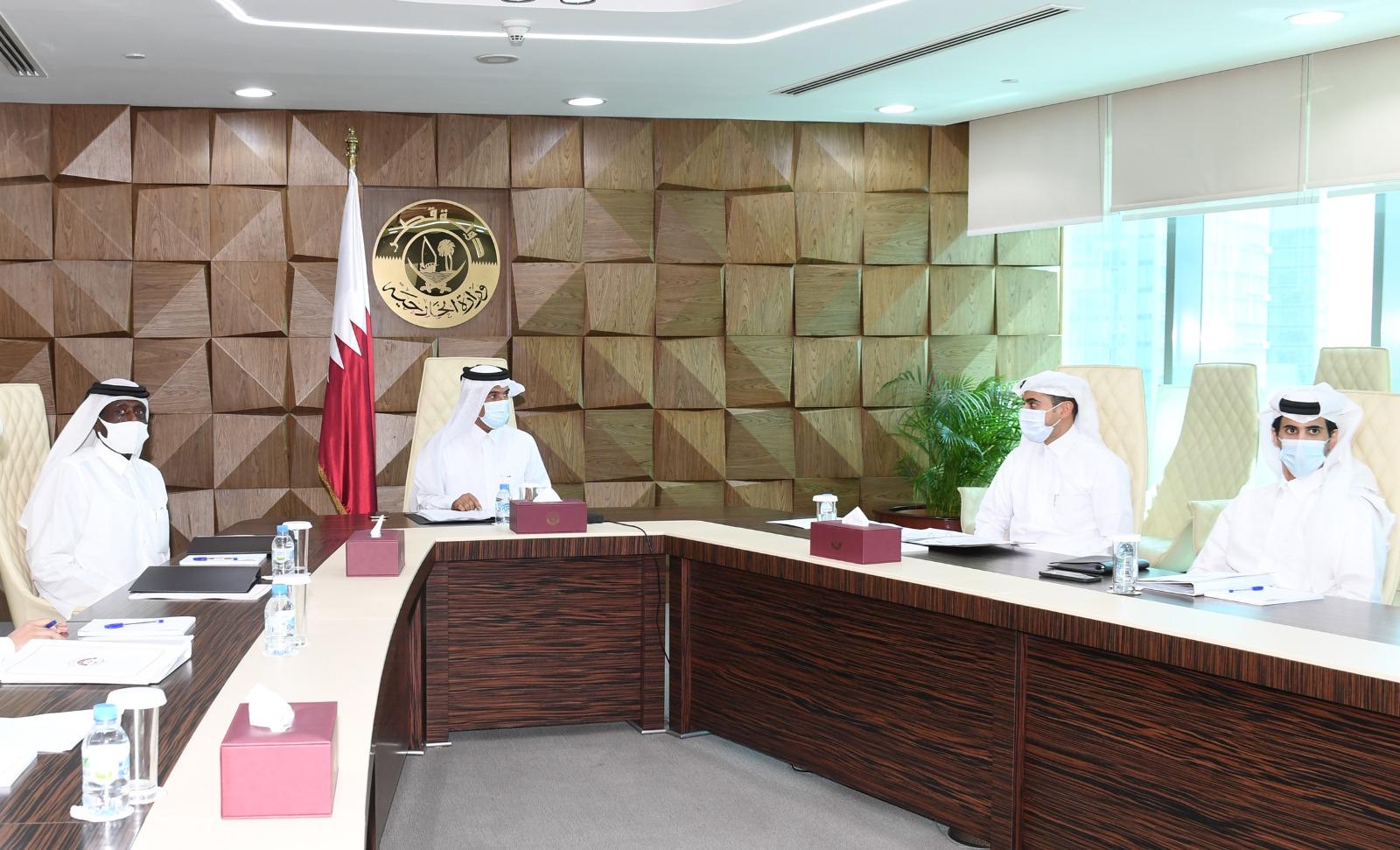 جولة مشاورات سياسية بين قطر والبرتغال