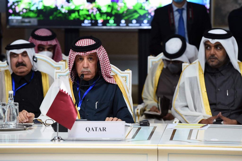 قطر تشارك في المؤتمر الوزاري التاسع قلب آسيا - عملية إسطنبول حول أفغانستان