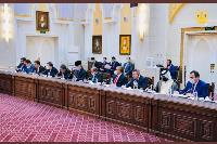 The State of Qatar Participates in Meeting of Afghan President with Ambassadors Accredited by His Country