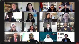 الوفد الدائم لدولة قطر لدى الأمم المتحدة ينظم حدثا افتراضيا بشأن التوحد وكوفيد 19