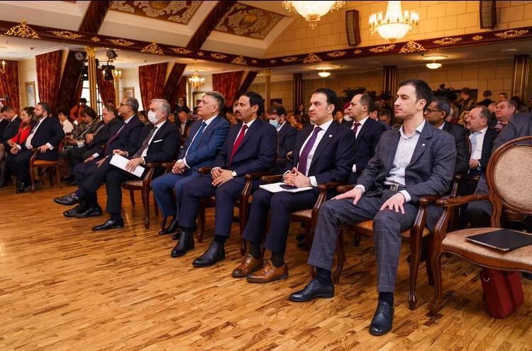 سفير قطر يشارك في اجتماع لممثلي الدول الأعضاء في مجموعة البريكس