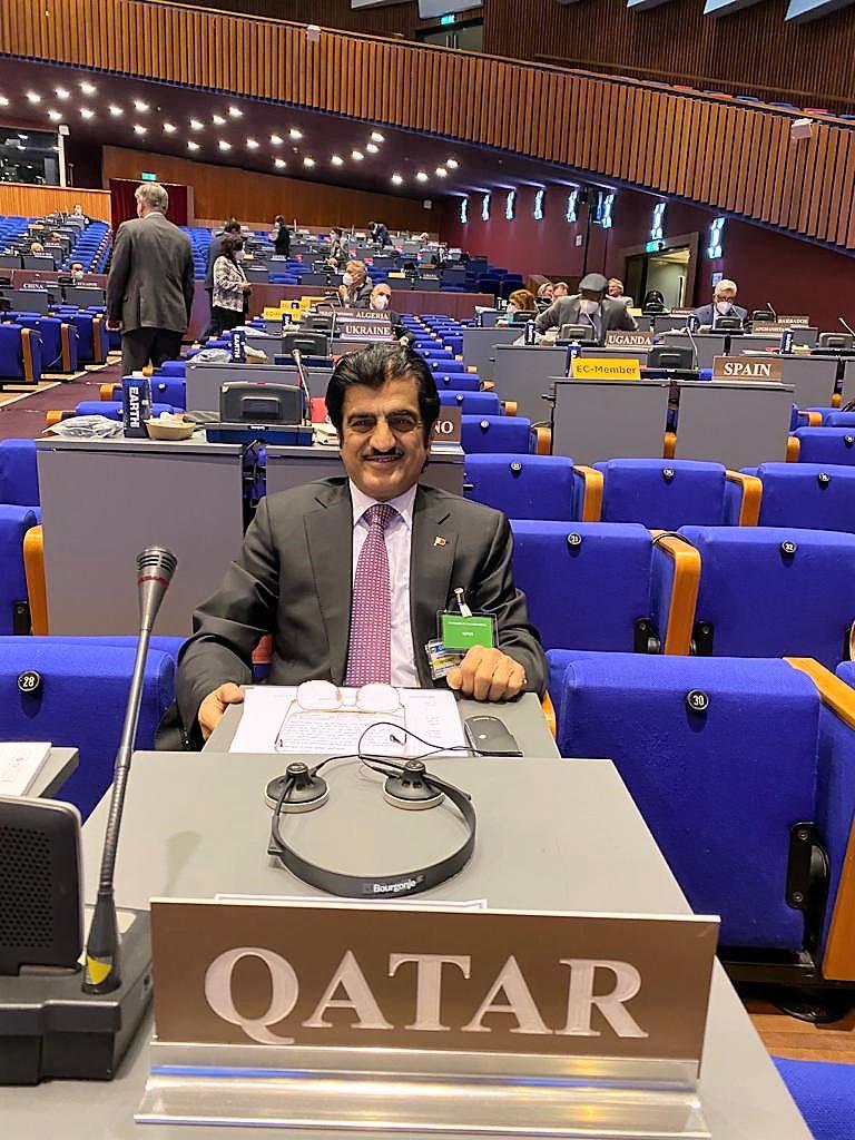 دولة قطر تشارك في الدورة الـ 25 لمؤتمر الدول الأطراف في اتفاقية حظر الأسلحة الكيميائية