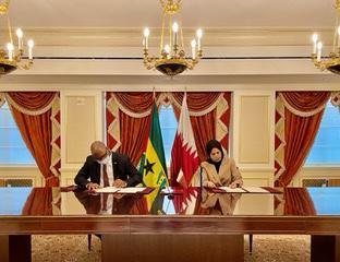 إقامة علاقات دبلوماسية بين دولة قطر وجمهورية ساو تومي وبرنسيب الديمقراطية