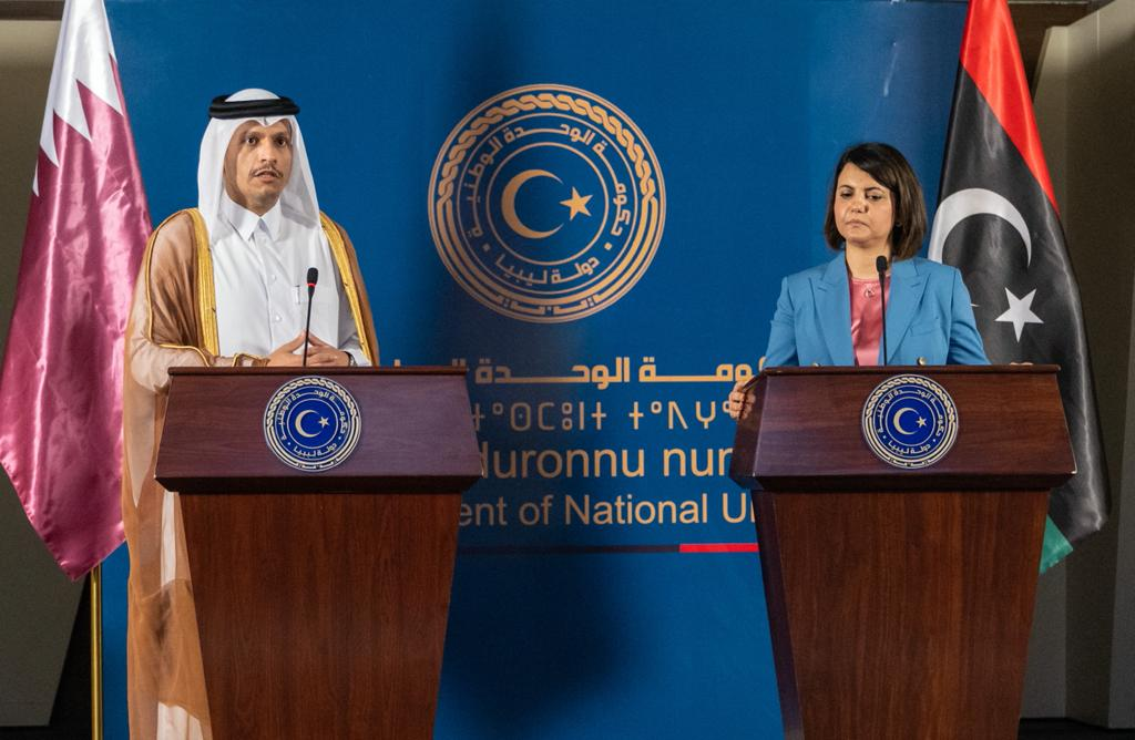 Deputy Prime Minister and Minister of Foreign Affairs Affirms Qatars Firm Stance Towards Libyan People