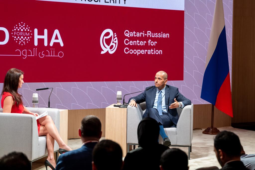 نائب رئيس مجلس الوزراء وزير الخارجية: قطر لديها قيادة ورؤية لتكون شريك سلام وأمن موثوق به في المنطقة