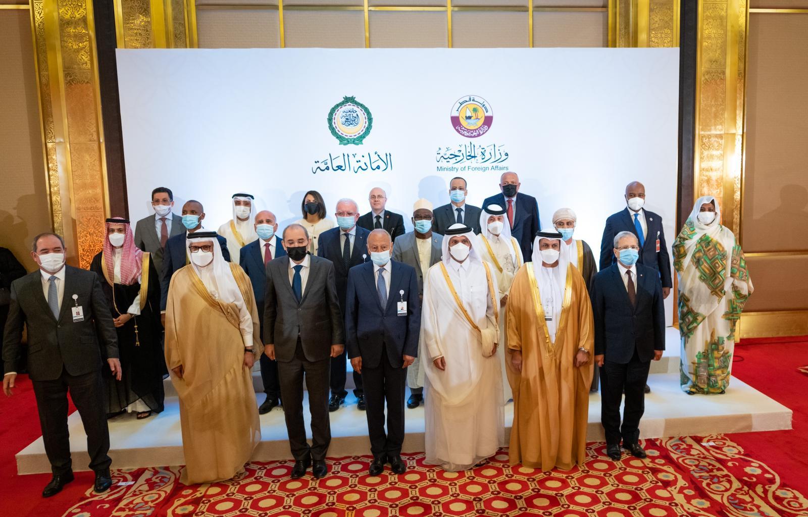 اختتام أعمال الاجتماع التشاوري لوزراء الخارجية العرب