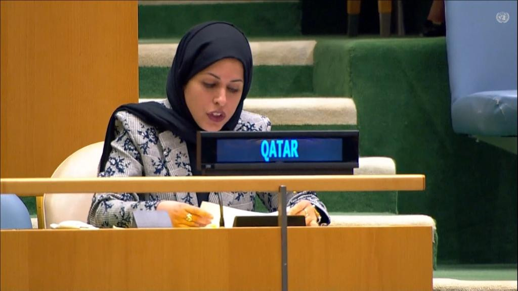 Qatar Welcomes Greater Attention Security Council, United Nations Paid to Strengthen Sustainable Peace