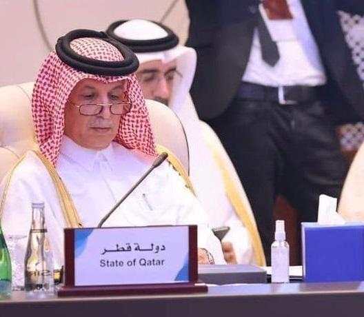 دولة قطر تشارك في مؤتمر مبادرة دعم استقرار ليبيا بطرابلس