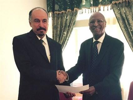 Eritrean Agriculture Minister Meets Qatari Ambassador