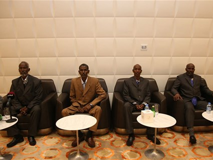 Released Djiboutian Prisoners of War Grateful to Qatar for Humanitarian Stance
